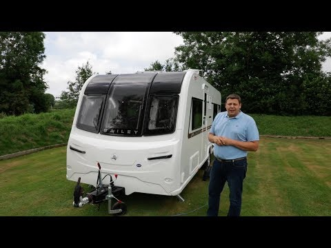 The Practical Caravan 2018 Bailey Unicorn Cadiz review