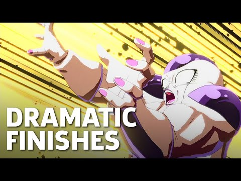 Dragon Ball FighterZ Easter Eggs – Every Dramatic Finish (So Far)