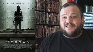 Morgan 2016 Movie Review Science Fiction
