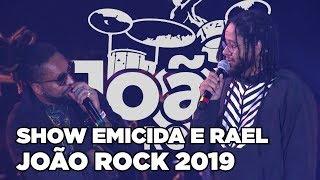 Emicida E Rael   João Rock 2019 (Show Completo)