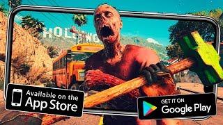 ТОП 10 ЛУЧШИХ ИГР НА АНДРОИД ИЮЛЬ 2018! Dead Island И ДР!