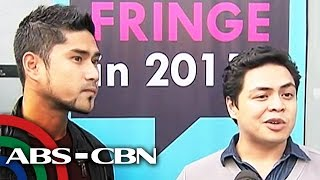 Pinoy artists to star in 'Fringe Manila'