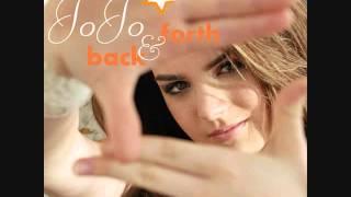 JoJo- Back And Forth (Lyrics)