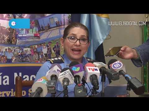 """Policía implementó el Plan Especial """"Nicaragua en Paz, Armonía y Buena Voluntad"""""""