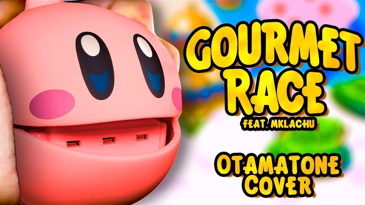 Gourmet Race – Otamatone Cover (feat. mklachu)