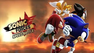 Sonic Forces: Speed Battle Android GamePlay