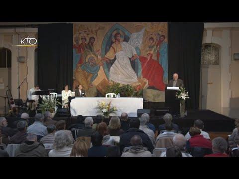 Conférences sur la Délivrance de Mgr Hervé Gosselin et du P. Etienne Vetö