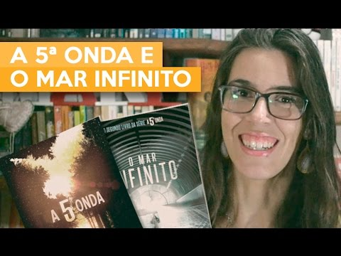 A 5ª ONDA + MAR INFINITO - Rick Yancey | Admirável Leitor