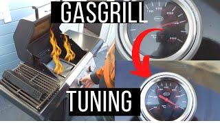 Gasgrill Tuning