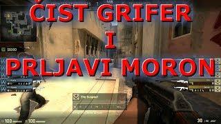 Cist GRIFER - Prljav MORON (CS:GO Overwatch #6)