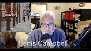 GAME OVER, Election2020. Reactions and Analysis!! With Journalist Denis Campbell.