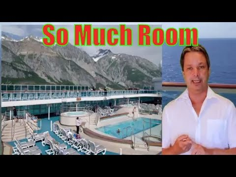 Coral Princess Cruise Ship Review 2018