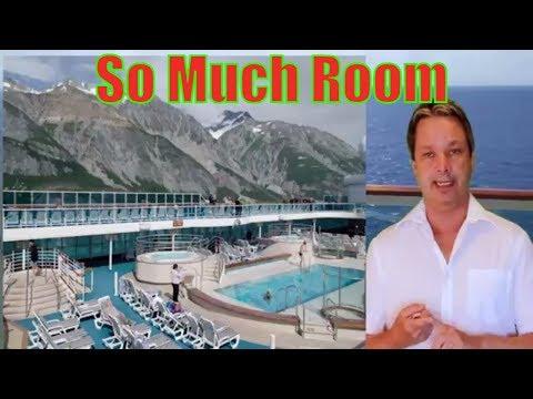 Coral Princess Cruise Ship Review 2018