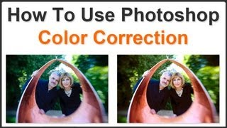 Photoshop Color Correction