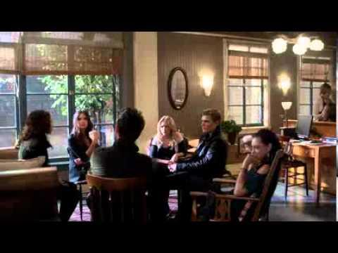 The Secret Circle 1x16 - Adam & Cassie