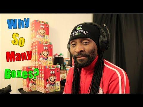 Why did I buy so many Super Mario Cereals?