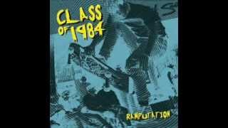 Class of 1984   Under Your Influence Dag Nasty Cover