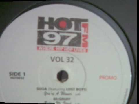 Fugees feat Bounty Killer - Killing me softly -  HOT 97 FM Hip Hop Remix