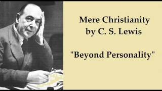 Beyond Personality By  C  S  Lewis . Audiobook