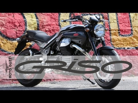 Moto Guzzi Griso 8V SE - MotoGeo Review