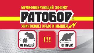 Ратобор - зерновая приманка 250 г