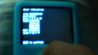 iPod nano 3g Password Hack by haris™.wmv