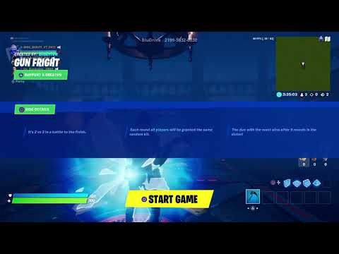 1v1 creative tonight at 6pm est with pro builder lvl 133 max battle pass (Fortnite Live Dous)