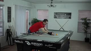 LIVE Practice: WPA Artistic Pool Discipline 3: Draw Shots!