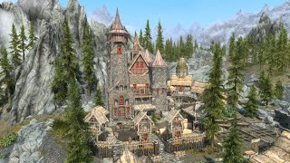 Build Your Noble House mod for Skyrim Part 3