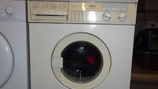 bosch wfm 3710 стиральная машина инструкция