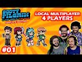 Scott Pilgrim Vs The World: The Game Local Multiplayer