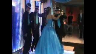 XV AÑOS TANGO ELECTROSINFONICO EDECANES Y BAILARINES IMPERIAL DANCE