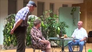 preview picture of video 'Les folies du grand père de Jean-Claude LUMET - La compagnie de Thalie'