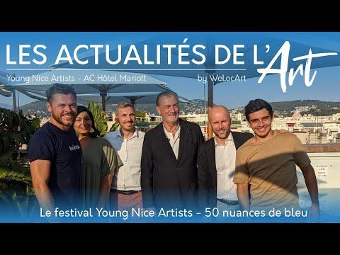 [ACTUALITÉS] - WeLocArt - Young Nice Artists - AC Hôtel Mariott