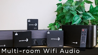 2017 Wi-Fi Audio Products by Dayton Audio
