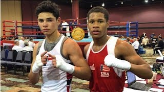 Devin Haney: Ryan Garcia SCARED to FIGHT in 2020! Reveals Amateur Footage!