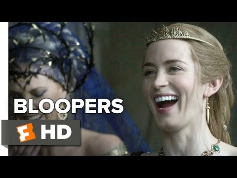 The Huntsman: Winter's War Bloopers (2016) - Charlize Theron Movie