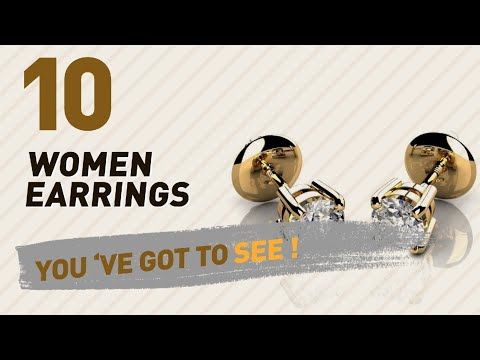 Women Earrings, Amazon Uk Best Sellers Collection // Women's Fashion 2017
