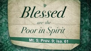 """Poor in Spirit"" Pastor Richard Crisco"