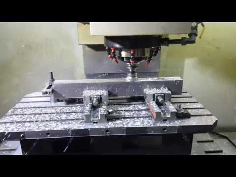 AMT ALLMATIC Basic 160 Vice in sequence clamping