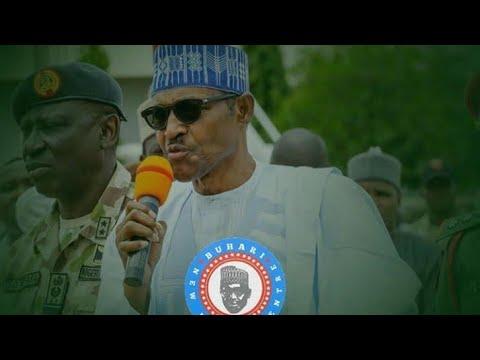 Halin Baba Buhari Mukeso 2019 Sai Gaskiya Video