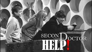 the Second Doctor era || Help! [re-upload, read db]