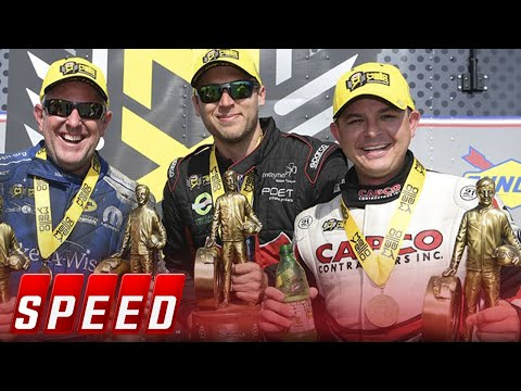 Deric Kramer, Tommy Johnson Jr. and Steve Torrence win at Route 66 Nationals | 2019 NHRA DRAG RACING