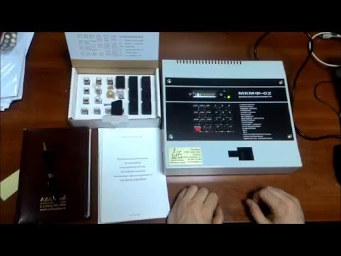 Микроколориметр медицинский фотоэлектрический МКМФ-02 (исполнение М)