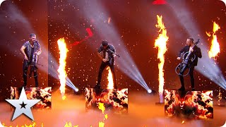 FIRST LOOK: Get ready for an EPIC performance from Ember Trio! | Semi-Finals | BGT 2020