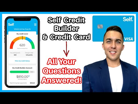 Self Credit Builder & Credit Card FAQ: ANSWERED [UPDATED 2021]