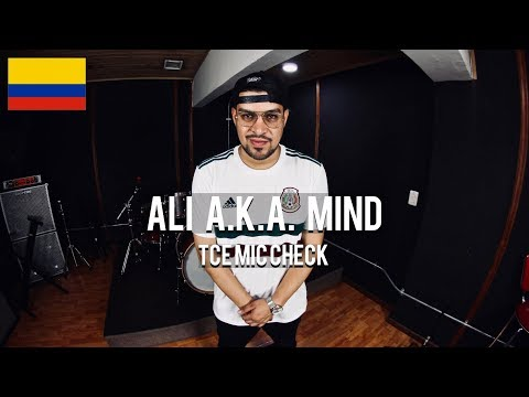 ALI A.K.A. MIND - Untitled [ TCE Mic Check ]