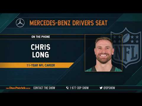 Chris Long Talks Retirement, Marijuana in the NFL & More w/Dan Patrick | Full Interview | 5/22/19