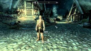 Let's Play Skyrim : Mystic Warrior (9 of 41)