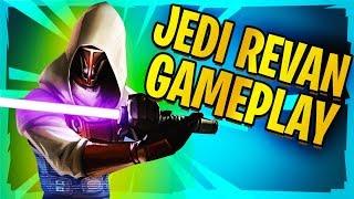 Jedi Knight Revan Gameplay! | Star Wars: Galaxy Of Heroes